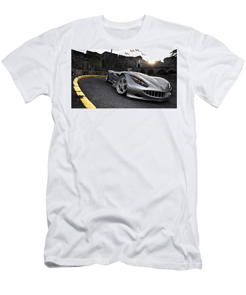2009 Veritas Rs IIi Sports Car Men's T-Shirt (Athletic Fit)