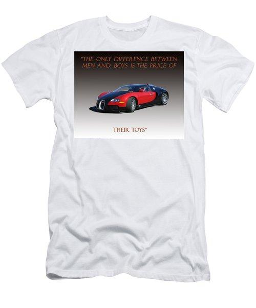 Bugatti Veyron E B 16 4 Men's T-Shirt (Athletic Fit)