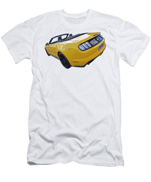 2016 Rhd Mustang Gt Men's T-Shirt (Athletic Fit)