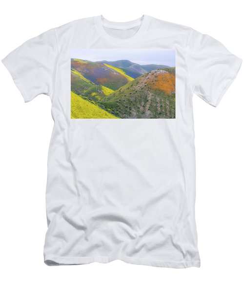 2017 California Super Bloom Men's T-Shirt (Athletic Fit)
