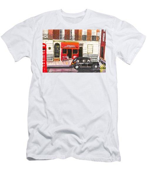 221b Men's T-Shirt (Athletic Fit)