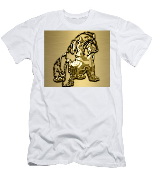 English Bulldog Collection Men's T-Shirt (Athletic Fit)