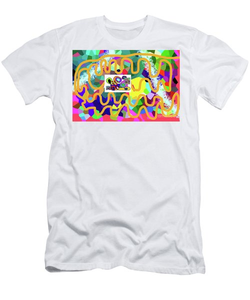 3-11-2057m Men's T-Shirt (Athletic Fit)