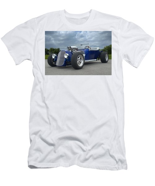 1923 Ford Bucket T Hot Rod Men's T-Shirt (Slim Fit) by Tim McCullough