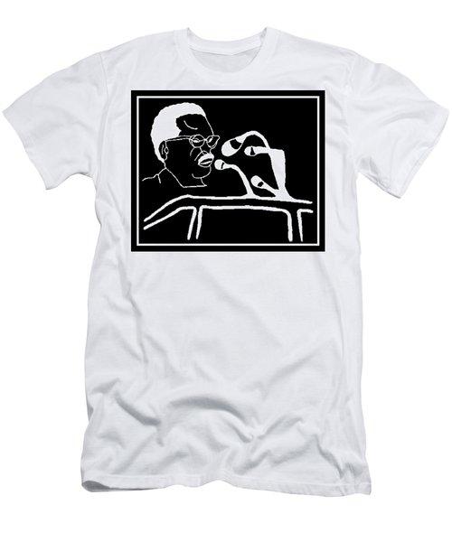 Agostinho Neto Men's T-Shirt (Athletic Fit)