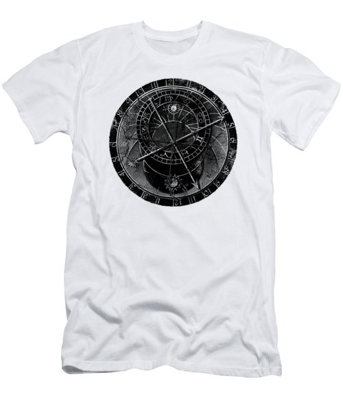 Astronomical Clock Men's T-Shirt (Athletic Fit)