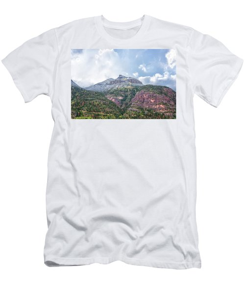 Colorado Fall Foliage 3 Men's T-Shirt (Athletic Fit)