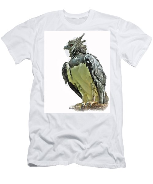 Harpy Eagle Men's T-Shirt (Athletic Fit)