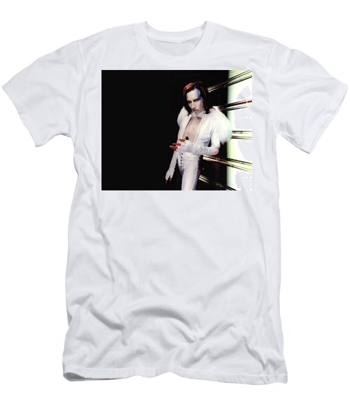 Marilyn Manson Men's T-Shirt (Athletic Fit)