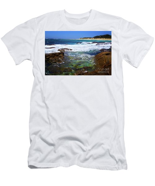 Mouth Of Margaret River Beach II Men's T-Shirt (Athletic Fit)