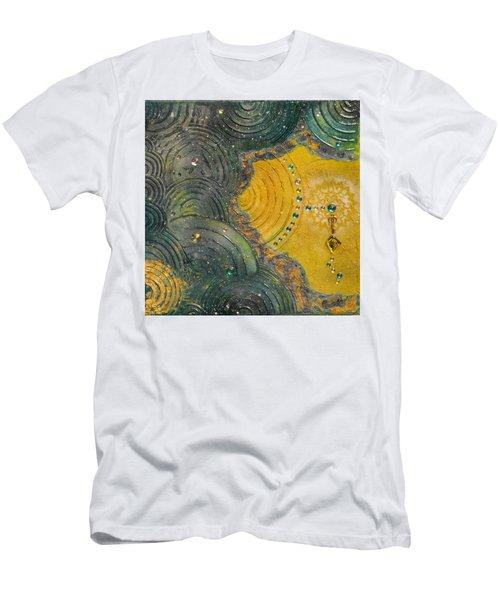 Retraction Men's T-Shirt (Athletic Fit)