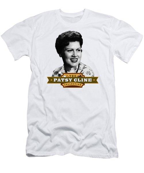 Patsy Cline Men's T-Shirt (Athletic Fit)