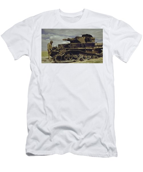 Tank Men's T-Shirt (Athletic Fit)