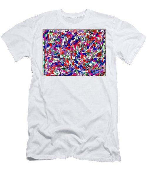 B T Y L Men's T-Shirt (Athletic Fit)