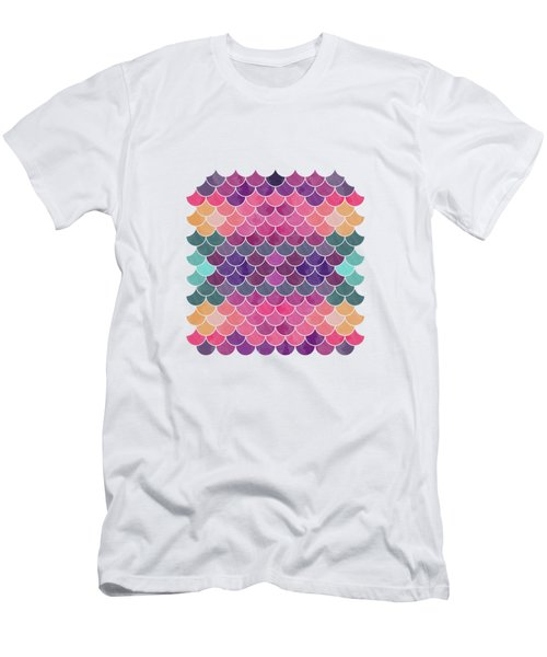 Lovely Pattern Men's T-Shirt (Athletic Fit)