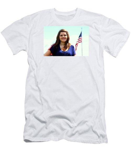 3631v2 Men's T-Shirt (Slim Fit) by Mark J Seefeldt