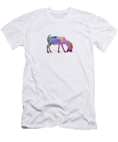 Goat Men's T-Shirt (Athletic Fit)