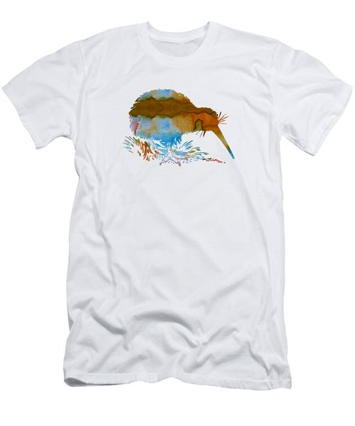 Kiwi Bird Men's T-Shirt (Athletic Fit)