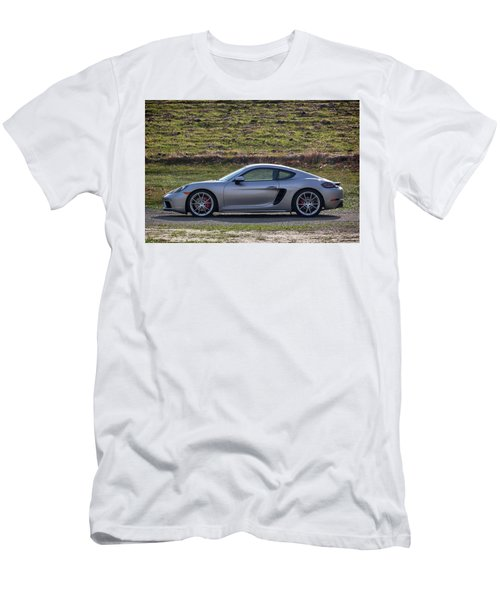 #porsche #718cayman S #print Men's T-Shirt (Athletic Fit)