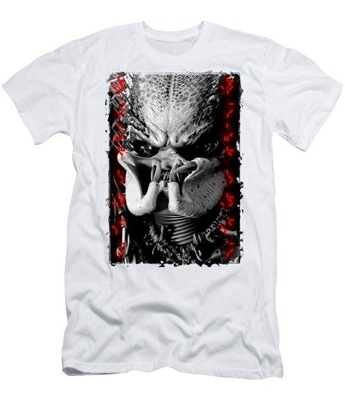Predator Yautja Men's T-Shirt (Athletic Fit)