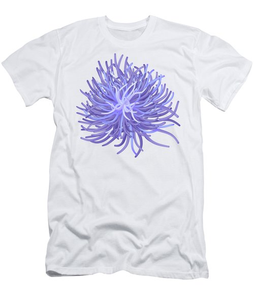 Sea Anemone Men's T-Shirt (Athletic Fit)
