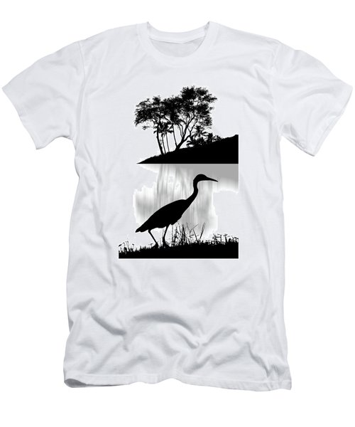 Men's T-Shirt (Athletic Fit) featuring the photograph 4474 by Peter Holme III