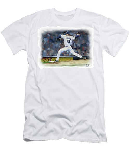 Trevor Hoffman Men's T-Shirt (Athletic Fit)