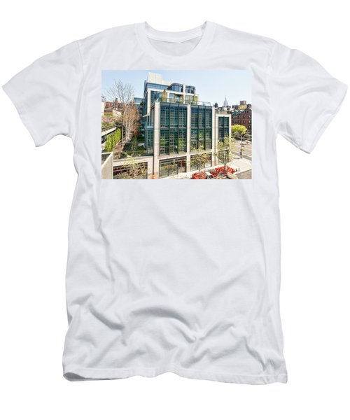 500 W 21st Street 3 Men's T-Shirt (Athletic Fit)