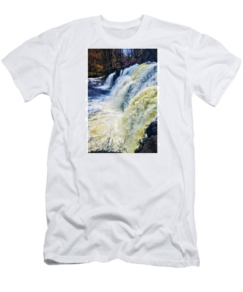 Brecon Beacons Men's T-Shirt (Athletic Fit)