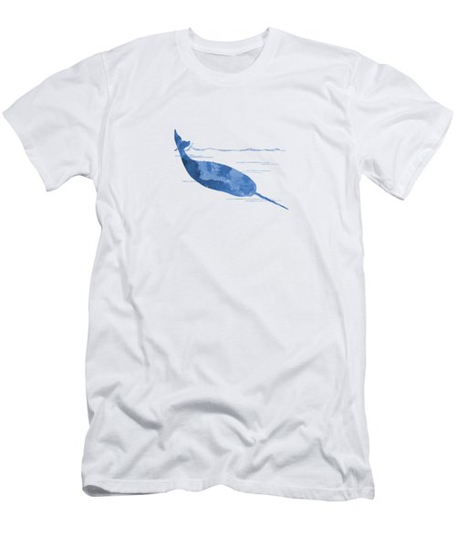 Narwhal Men's T-Shirt (Athletic Fit)