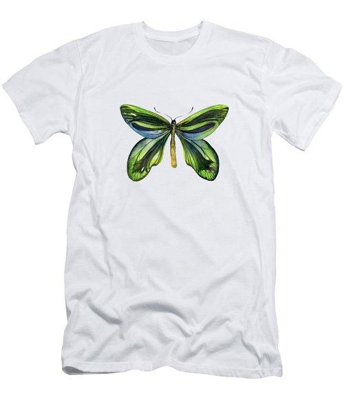6 Queen Alexandra Butterfly Men's T-Shirt (Athletic Fit)