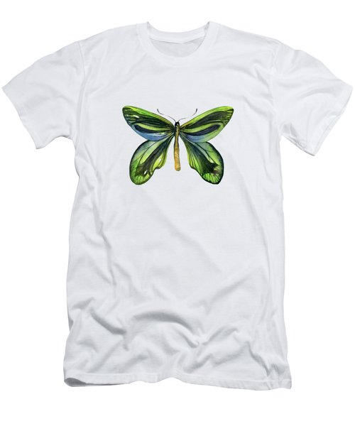 6 Queen Alexandra Butterfly Men's T-Shirt (Athletic Fit)
