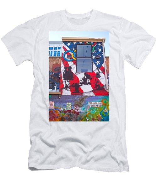 Freak Alley Boise Men's T-Shirt (Athletic Fit)