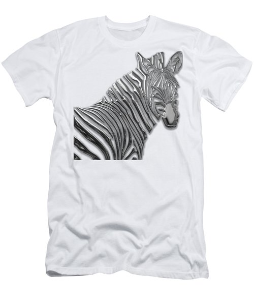 Zebra Collection Men's T-Shirt (Athletic Fit)
