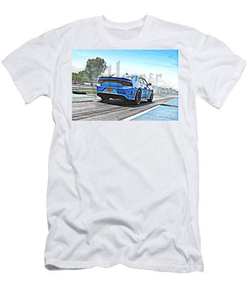 8613 06-15-2015 Esta Safety Park Men's T-Shirt (Athletic Fit)