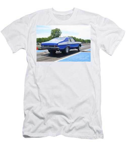 8653 06-15-2015 Esta Safety Park Men's T-Shirt (Athletic Fit)