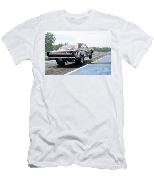 8693 06-15-2015 Esta Safety Park Men's T-Shirt (Athletic Fit)
