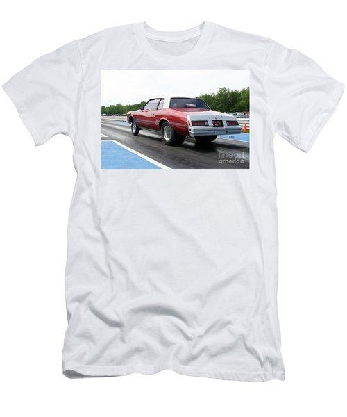 8727 06-15-2015 Esta Safety Park Men's T-Shirt (Athletic Fit)