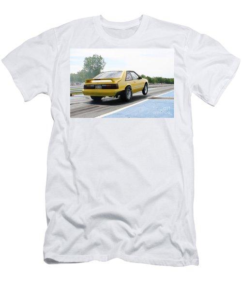 8734 06-15-2015 Esta Safety Park Men's T-Shirt (Athletic Fit)
