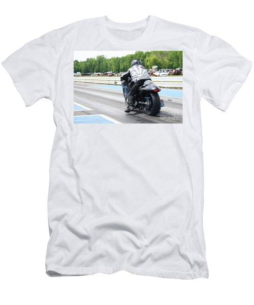 8752 06-15-2015 Esta Safety Park Men's T-Shirt (Athletic Fit)