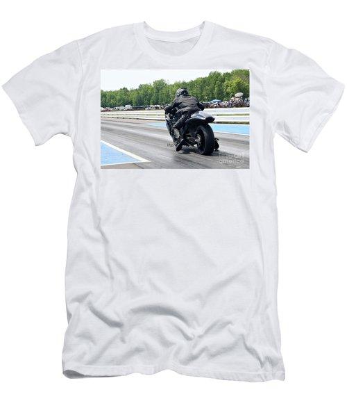 8760 06-15-2015 Esta Safety Park Men's T-Shirt (Athletic Fit)