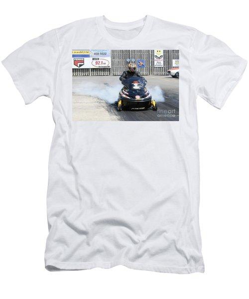 8763 06-15-2015 Esta Safety Park Men's T-Shirt (Athletic Fit)