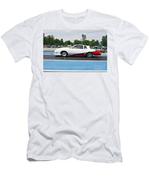 8804 06-15-2015 Esta Safety Park Men's T-Shirt (Athletic Fit)
