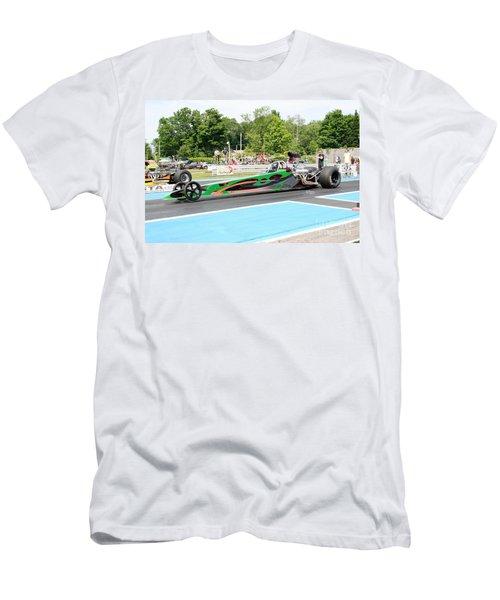 8827 06-15-2015 Esta Safety Park Men's T-Shirt (Athletic Fit)