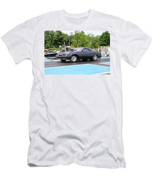 8830 06-15-2015 Esta Safety Park Men's T-Shirt (Athletic Fit)