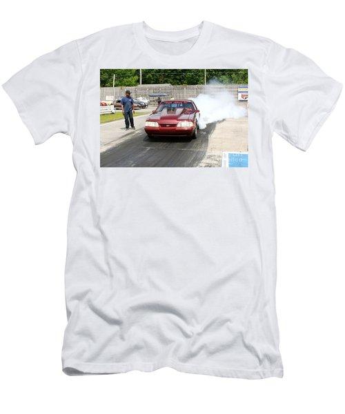 8912 06-15-2015 Esta Safety Park Men's T-Shirt (Athletic Fit)