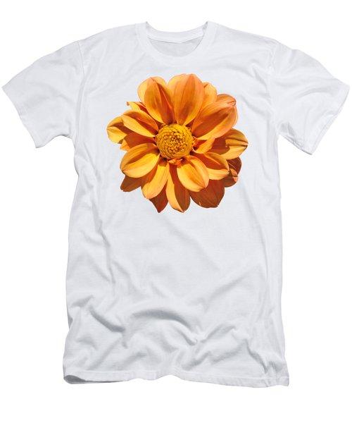 Spring Flower Men's T-Shirt (Slim Fit) by George Atsametakis