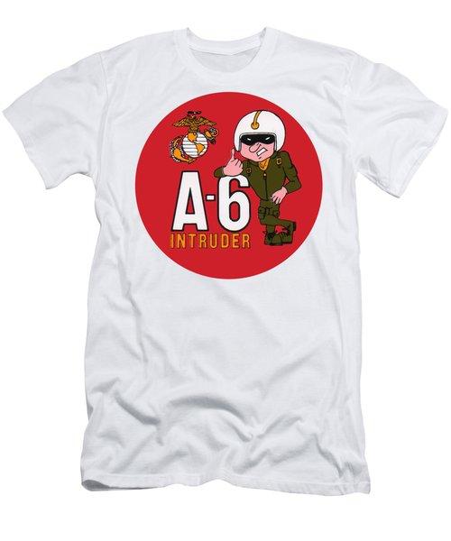 A-6 Intruder Men's T-Shirt (Athletic Fit)