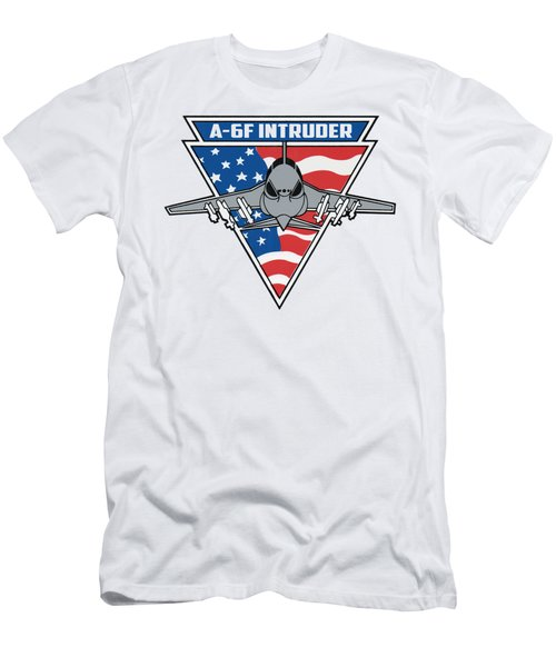 A-6f Intruder Men's T-Shirt (Athletic Fit)