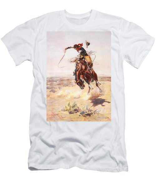 A Bad Hoss Men's T-Shirt (Athletic Fit)
